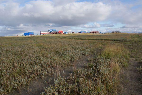 Lena-Delta, Samoylov, Research Station | Research Group Bartsch | APRI