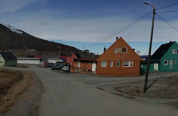 Longyearbyen, Spitzbergen | Research Group Bartsch | APRI