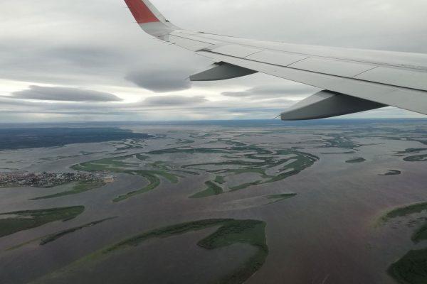 Salehard ob River | Research Group Bartsch | APRI