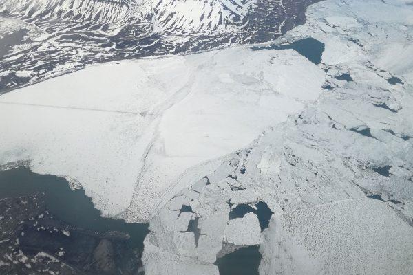 Svalbard, Ice on Sea | Research Group Bartsch | APRI