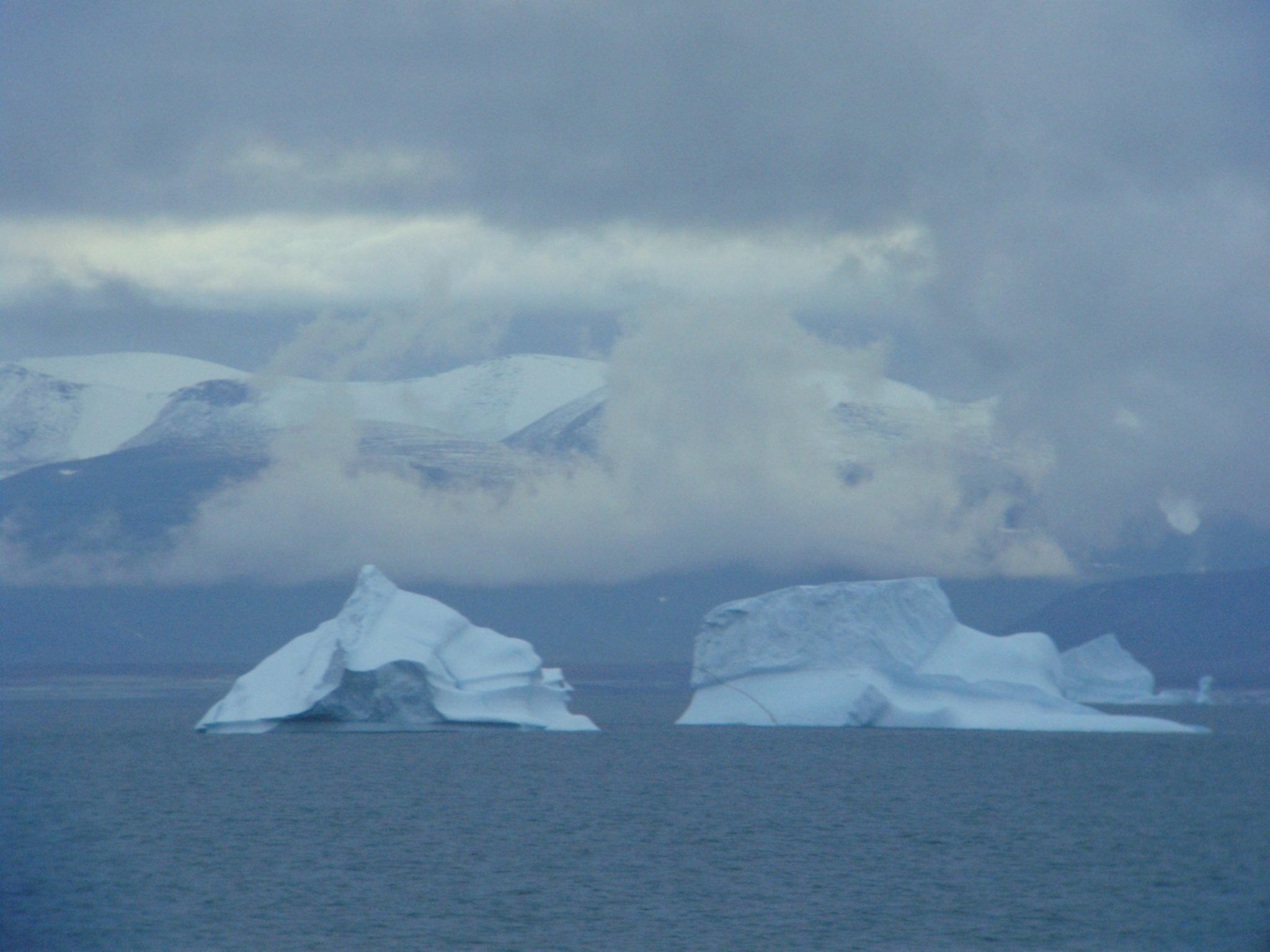 Baffin Bay | Research Group Heinz | APRI