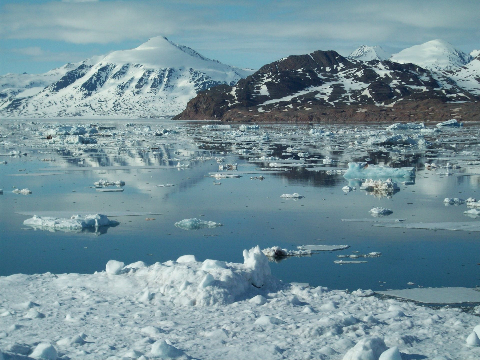 """The """"Blue Economy"""" and the Arctic"""