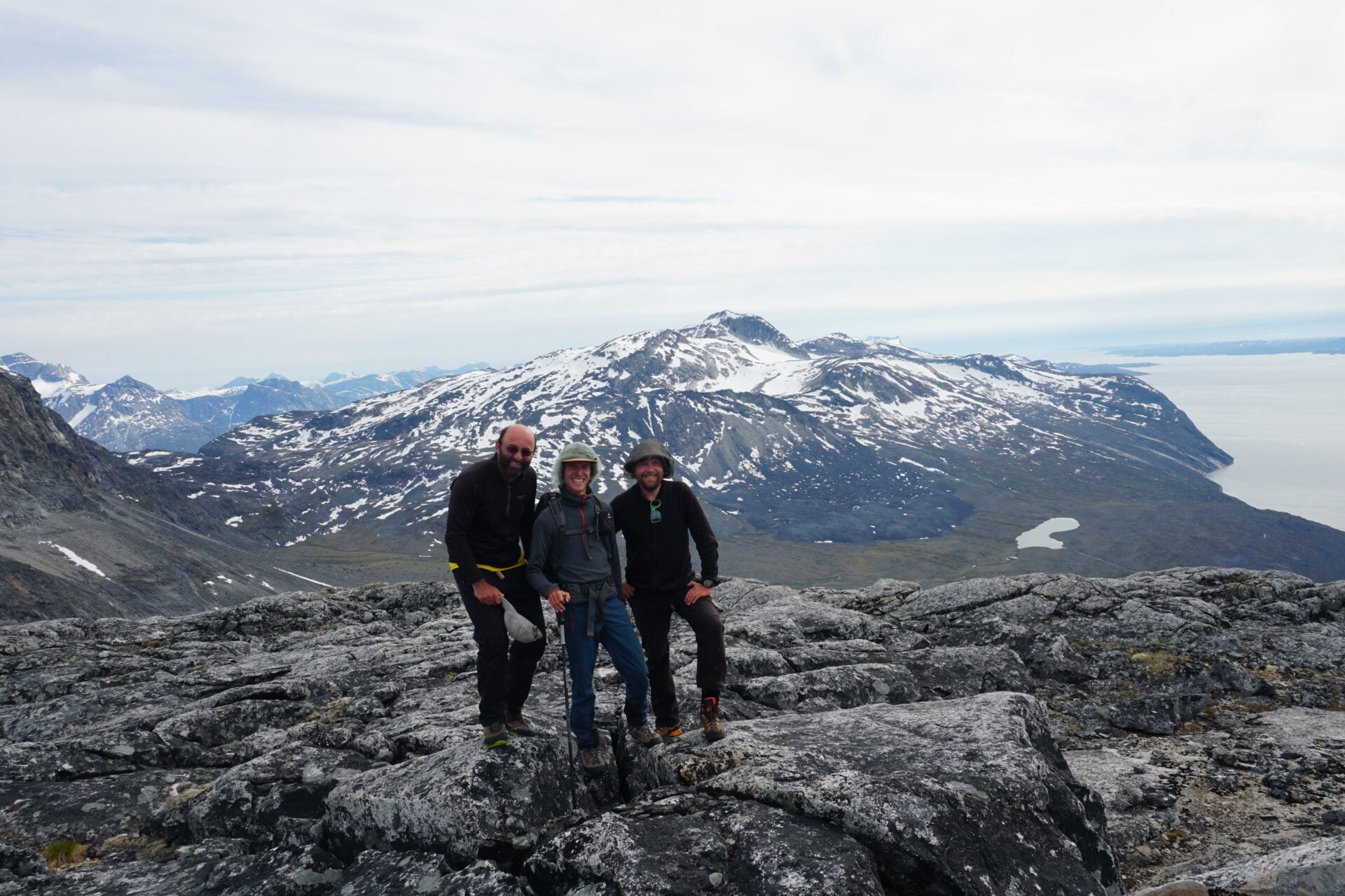Monitoring of a Rock Glacier in West Greenland